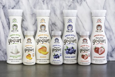 Beginning Spring 2018, Califia Farms will offer a new line of dairy-free, probiotic-powered yogurt drinks. The delicious, plant-based option will be available in multi-serve and single-serve portions and feature four flavors.