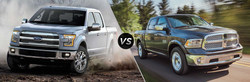 Comparison pages like the ones posted on the Sanders Ford can help drivers determine which vehicles have the features and options that are perfect for them.