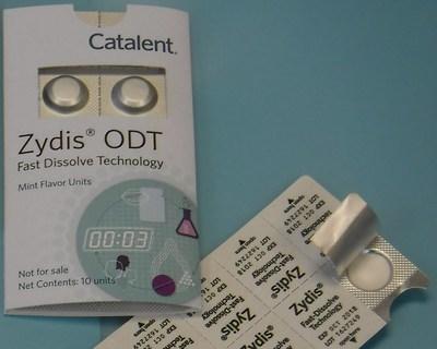 Catalent's Zydis® Fast Dissolve Technology Platform