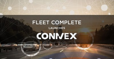 Fleet Complete Turbocharges the Global Connected Vehicle Industry with CONNVEX - Connected Vehicle Ecosystem (CNW Group/Fleet Complete)