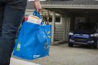 Walmart Canada collabore avec Food-X pour offrir la livraison d'épicerie durable aux clients de la région de Vancouver (Groupe CNW/Walmart Canada)