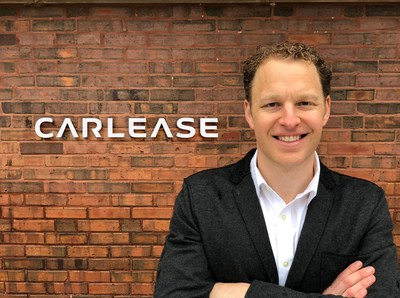 Andy O'Dower, CEO of Carlease