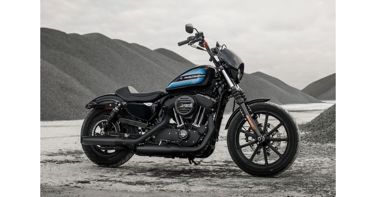 Harley Davidson: New Harley-Davidson Forty-Eight Special And Iron 1200