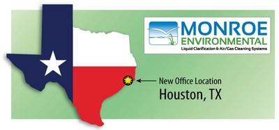 Monroe Environmental Opens Texas Office