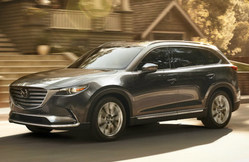 Interested customers can see the 2018 Mazda CX-9 and other new Mazda models at Bert Ogden Edinburg Mazda. (PRNewsfoto/Bert Ogden Edinburg Mazda)