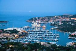 Porto Cervo Marina, Sardinia Italy