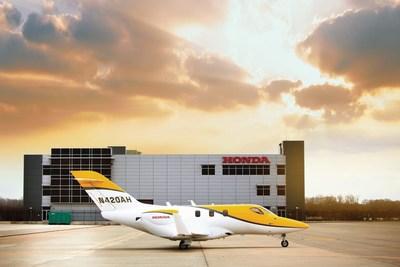 (PRNewsfoto/Honda Aircraft Company)