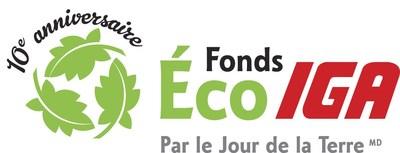 Logo : Fonds Éco IGA (Groupe CNW/IGA)