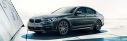 BMW is just one of the luxury German brands that the Chicago-area dealership keeps in stock.