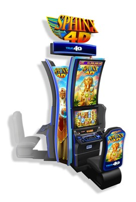 Sycuan Casino is the First Southern California Casino to Receive IGT�s SPHINX 4D� Video Slots