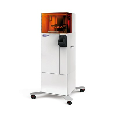 The NextDent™ 5100 high-speed 3D printer - powered by revolutionary Figure 4™ technology combined with the broadest portfolio of dental materials - redefines the dental workflow.