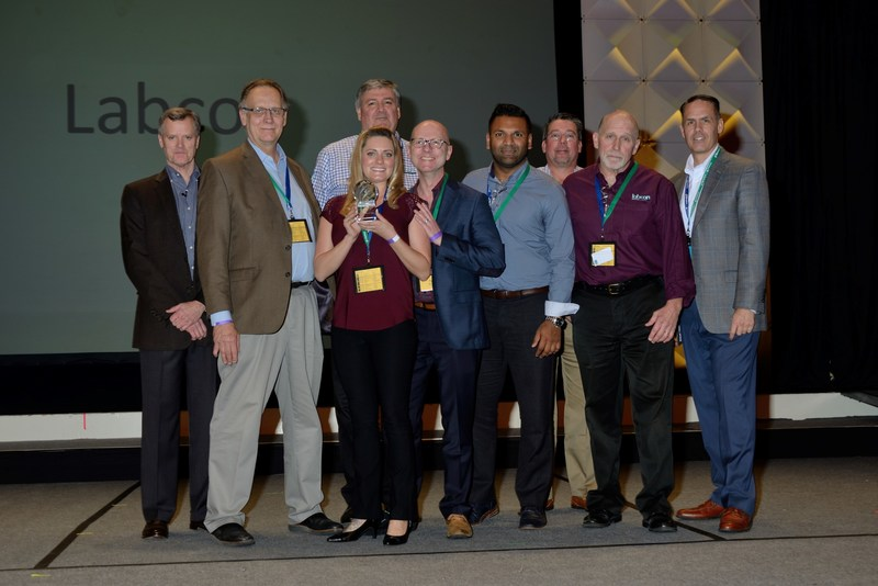 VWR, part of Avantor, recognizes Labcon in the Americas as part of our Supplier Awards Ceremonies.