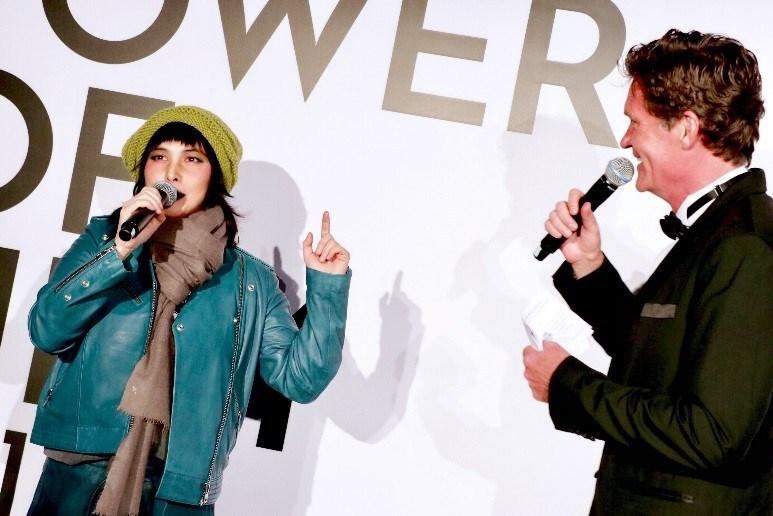 In this photo: Josie Ho (CNW Group/Niki Inc)