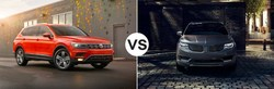 The 2018 Volkswagen Tiguan vs. 2018 Lincoln MKX comparison is one of the new information pages available on the Douglas Volkswagen website.
