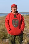 Canadian Ranger Kelly, Chesterfield Inlet, 2017, par Rosalie Favell (Ottawa, Ontario) (Groupe CNW/Scotiabank)
