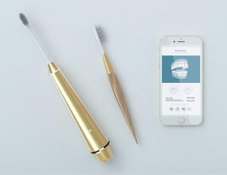 Dentii Gold Edition and Smartphone App (PRNewsfoto/Dentii)