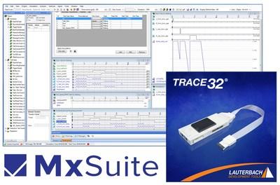 Mx-Suite Lauterbach TRACE32