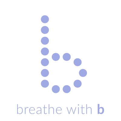 breathe with b, inc. Logo