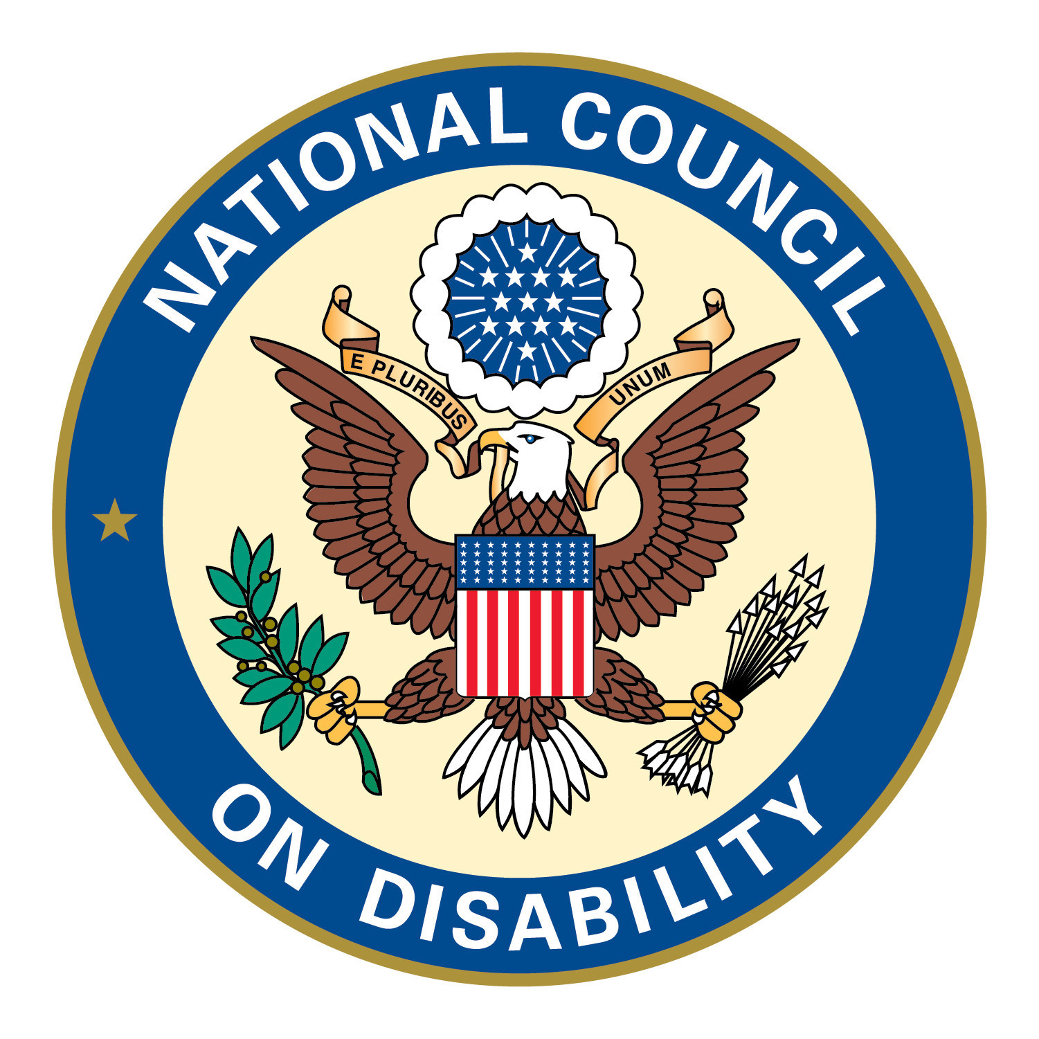 Federal Seal of National Council on Disability