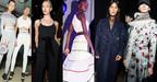 Over 380,000 Swarovski Crystals Hit The Runway During New York Fashion Week