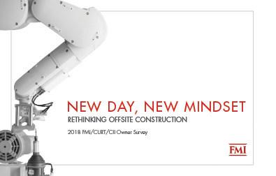 2018 FMI/CURT/CII Owner survey