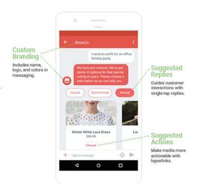 Delivering RCS messaging to Android users worldwide - The Keyword