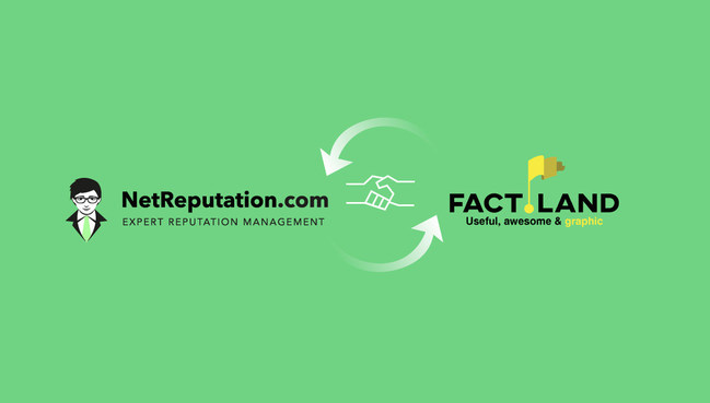 NetReputation is Teaming Up With Factland
