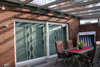 Burda's Award Winning New Patio Heater Concept for Commercial and Private Outdoor Areas