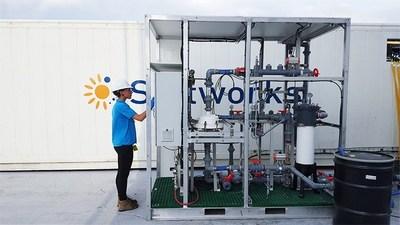 Saltworks Launches Flex EDR After Economic Zero Liquid Discharge Pilot