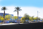 Small cell infrastructure in Phoenix