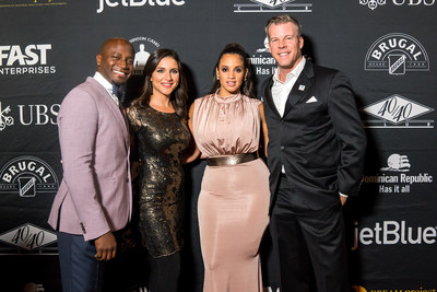 Last year's event, Sueños 2017, with Dascha Polanco, Taye Diggs, Katiria Soto and DREAM's Director of Development Jonathan Wunderlich