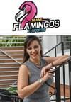 Lic. Nancy Clara, Socia de LMS LLC, vocera oficial de Miami Flamingos eSports y Squad Doral Flamingos y Flamingos Academy