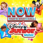 NOW That's What I Call Music! And Walt Disney Records Team For New Collection Of Disney Music Favorites, 'Now That's What I Call Disney Junior Music'