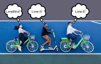 The LimeBike fleet