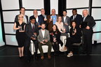 Winners of the EnerQuality Housing Innovation Forum & Awards at the Universal EventSpace in Vaughan, Ontario (CNW Group/EnerQuality Corporation)