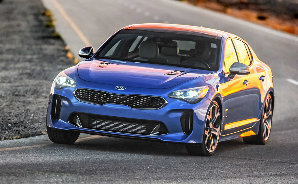 "Kia Motors' ""Stinger Experience"" Test Drive Events Put Consumers Behind the Wheel"