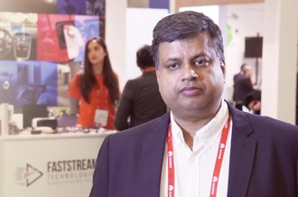 Vinay Bansal, CEO of Faststream Technologies (PRNewsfoto/Faststream Technologies)