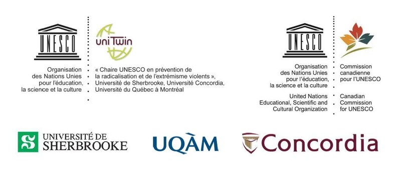 The UNESCO-PREV Chair is the product of a partnership between l'Université de Sherbrooke,  l'Université du Québec à Montréal (UQAM) and Concordia University. The primary mission of the Chair is to act as a centre of excellence to develop, share and promote primary, secondary and tertiary prevention research and activities on radicalization and violent extremism. (CNW Group/Université de Sherbrooke)