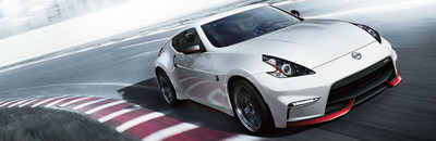 Nissan models like the 2018 Nissan 370Z are available for test drive to residents of the New River Valley at First Team Nissan of New River Valley.