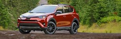 The 2018 Toyota RAV4 is the subject of a new comparison page from Serra Toyota of Decatur. This comparison page helps shoppers to decipher the benefits of the RAV4 versus its competition.