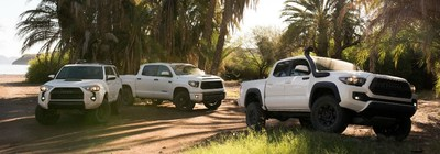 The 2019 model years of the Toyota Racing Development Pro series have been revealed. Serra Toyota of Decatur has created new informative blog posts on the Tacoma, Tundra and 4Runner TRD Pro models, assisting shoppers in the research process.