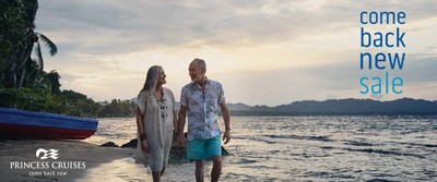 Princess Cruises Newest Promotion Offers Guests an Opportunity to Experience the Transformative Power of Travel