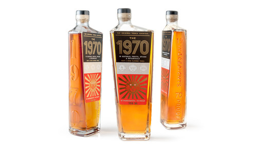 TricorBraun Partners with The 1970 Vodka Creator for Spirits Success