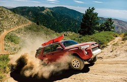 image of the Toyota 4Runner, which is one of the Toyota SUVs available at Coast to Coast Motors.