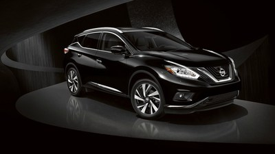 The 2018 Nissan Murano, which is being offered by Krenzen Auto Group.