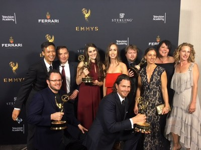 Shotgun Software, an Autodesk company, was honored with a 2017 Engineering Emmy from the Television Academy.