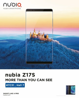 nubia to Announce Three Design Breakthroughs at MWC