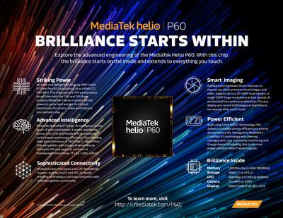 Légende : MediaTek Helio P60