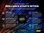 MediaTek impulsa el futuro de la movilidad con el nuevo chipset Helio P60, que aporta a los consumidores gran potencia nuclear y experiencias de IA