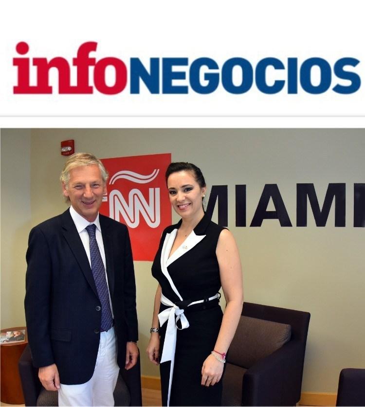 (PRNewsfoto/InfoNegocios-Miami)